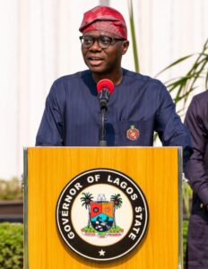 Sanwo-Olu: Any Malaria-Like Symptoms Should Be Considered To Be COVID-19